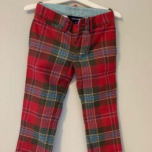 Ralph Lauren girl's chino pants, size 4